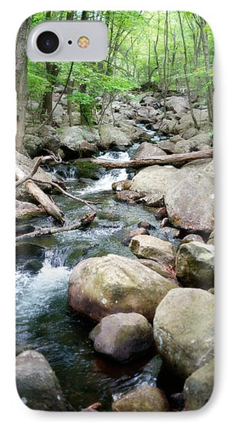 Catskills Waterfall IPhone Case