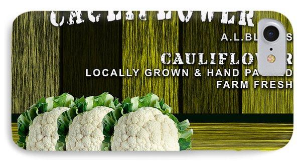 Cauliflower Farm IPhone Case by Marvin Blaine