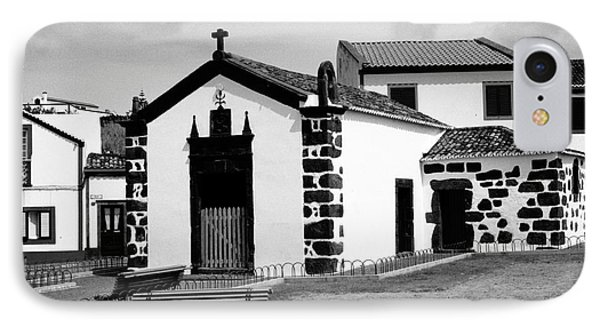 Chapel In Azores Islands Phone Case by Gaspar Avila