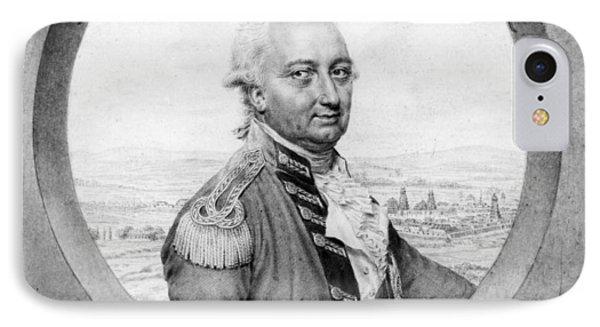 Charles Cornwallis (1738-1805) IPhone Case