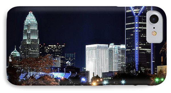 Charlotte Towers IPhone Case by Frozen in Time Fine Art Photography