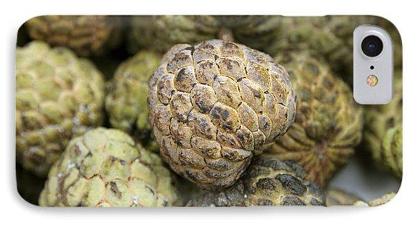 Cherimoya Fruit Annona Cherimola IPhone Case