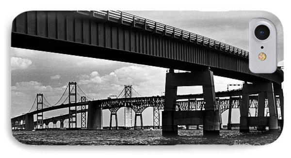 Chesapeake Bay Bridge  IPhone Case