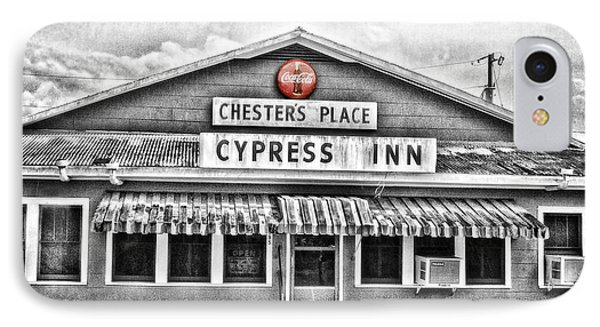 Chester's Place Phone Case by Scott Pellegrin