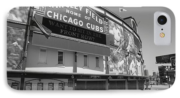 Chicago Cubs - Wrigley Field 17 IPhone Case