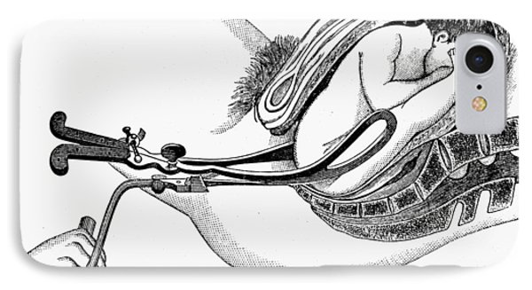 Childbirth, C1880 Phone Case by Granger