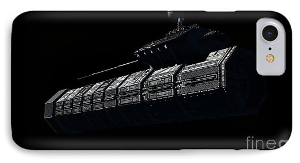 Chinese Orbital Weapons Platform IPhone Case by Rhys Taylor