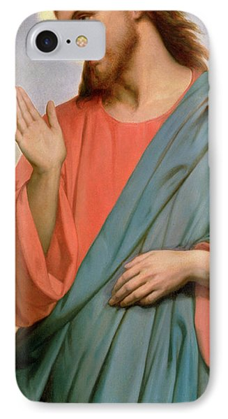 Christ Weeping Over Jerusalem Phone Case by Ary Scheffer