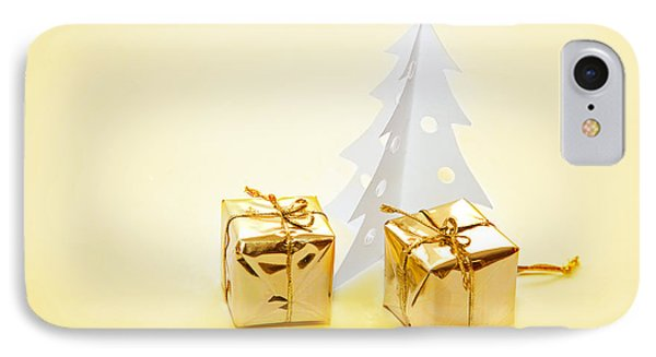 Christmas Decorations Phone Case by Michal Bednarek