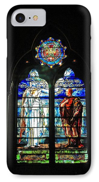 Church Of The Covenant Stained Glass 11 IPhone Case