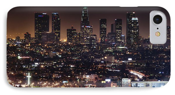 City Of Angels IPhone Case by Natasha Bishop
