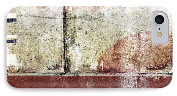 City Sidewalks IPhone Case by Carol Leigh
