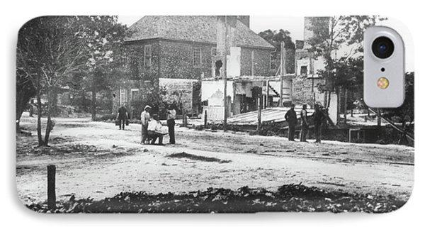 Civil War Yorktown, 1862 IPhone Case by Granger