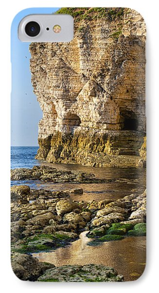Cliff Side Phone Case by Svetlana Sewell