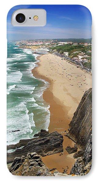 Coastal Cliffs Phone Case by Carlos Caetano