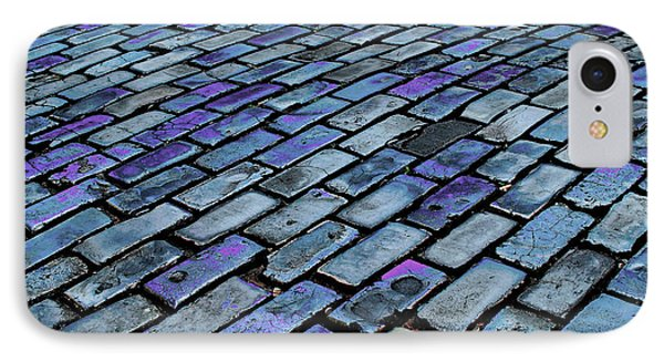 Cobblestones From Ship's Ballast Or IPhone Case by Miva Stock
