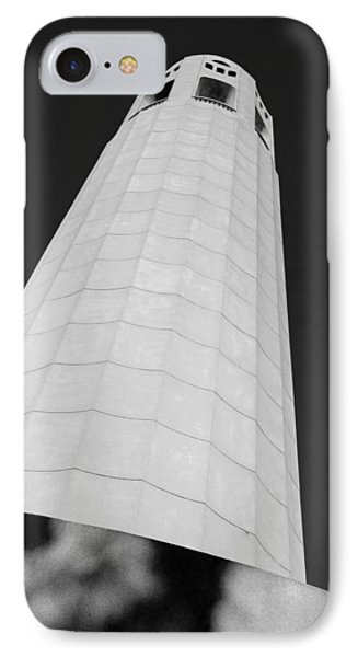 Coit Tower San Francisco IPhone Case