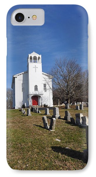 Cold Point Baptist Church Phone Case by Bill Cannon