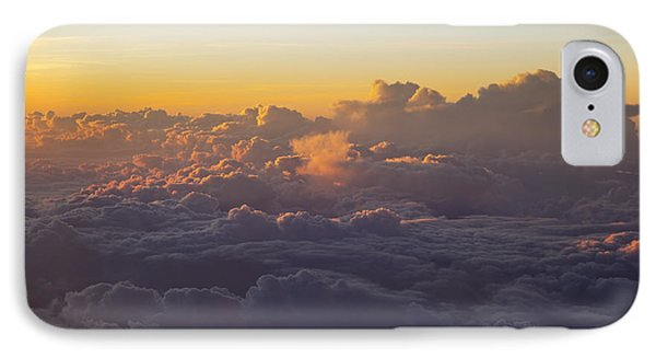 Colorful Clouds Phone Case by Brian Jannsen