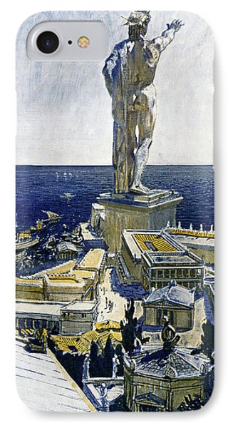 Colossus Of Rhodes IPhone Case