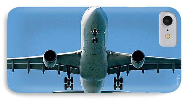 Commercial Aircraft At Sydney Airport IPhone Case