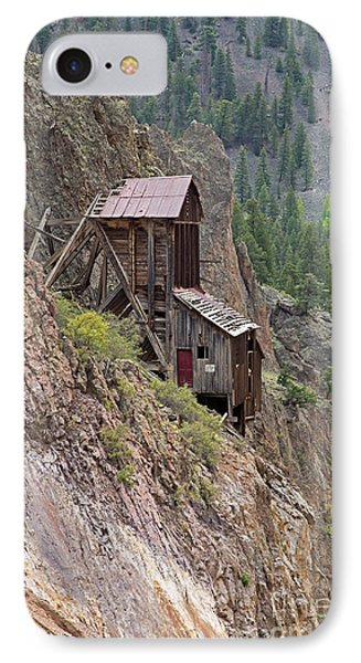 Commodore Mine On The Bachelor Historic Tour IPhone Case