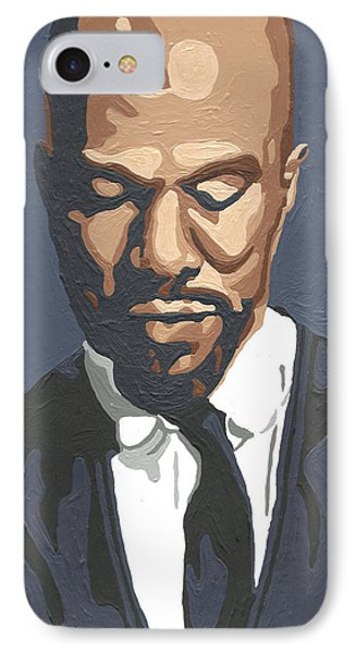 IPhone Case featuring the painting Common by Rachel Natalie Rawlins