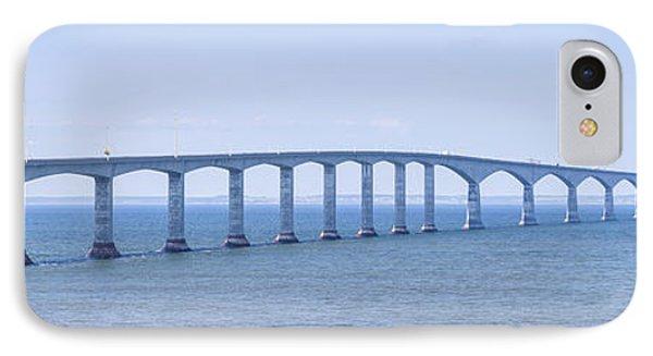 Confederation Bridge Panorama IPhone Case by Elena Elisseeva
