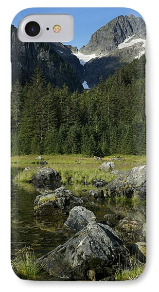 Conifer Forest Inside Passage Prince IPhone Case