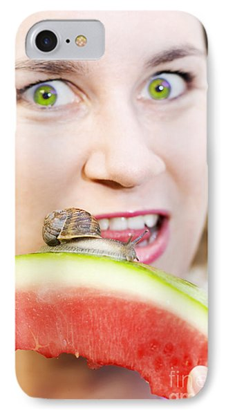 Consuming The Consumer IPhone Case by Jorgo Photography - Wall Art Gallery