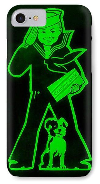 Crackerjack Green IPhone Case