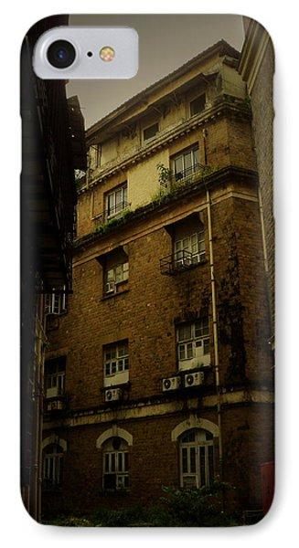 Crime Alley IPhone Case by Salman Ravish