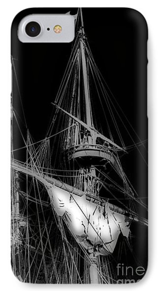Crows Nest IPhone Case by Skip Willits