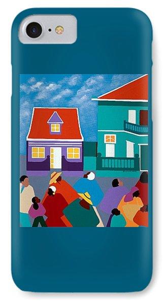Curacao Dreams II IPhone Case