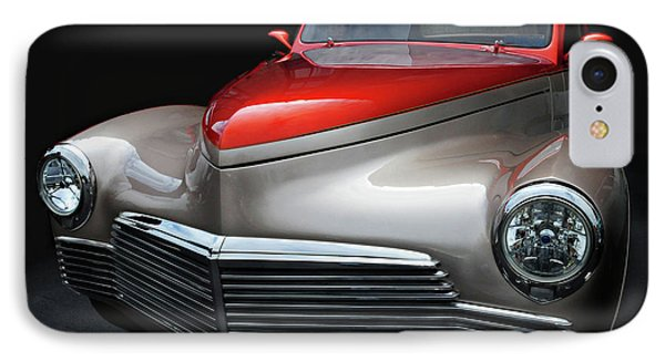 IPhone Case featuring the photograph Custom Car Detail by Dave Mills