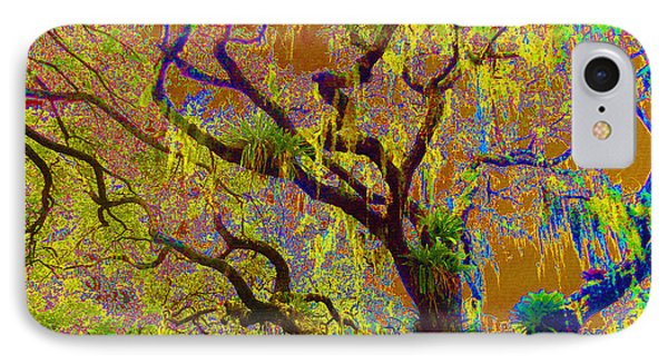 IPhone Case featuring the photograph Cypress by Ann Johndro-Collins