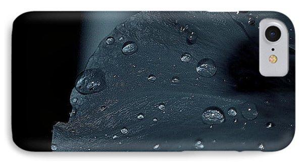 Feel The Rain IPhone Case by Marija Djedovic