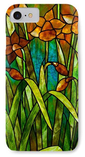 Daffodil Day Phone Case by David Kennedy
