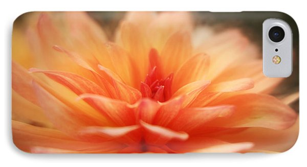 Dahlia Blooming Phone Case by LHJB Photography