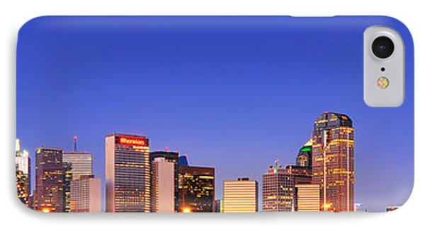 Dallas At Dawn IPhone Case