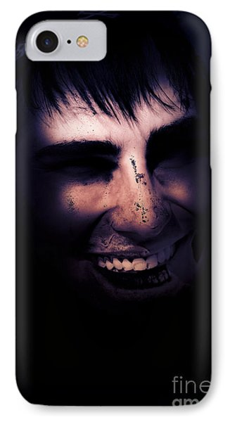 Dark Creepy And Spooky Undead Pirate IPhone Case