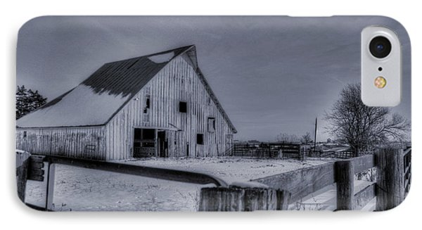 Dawns Barn IPhone Case