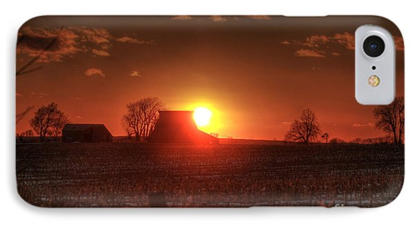 Day's End IPhone Case by Thomas Danilovich