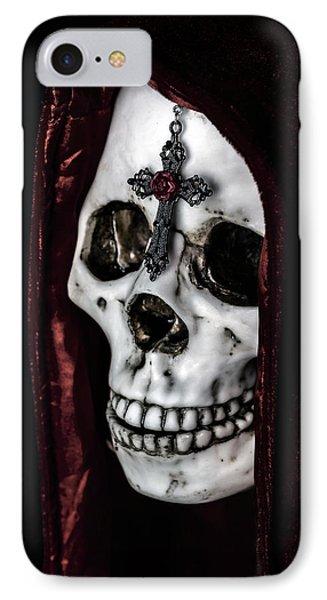 Dead Knight Phone Case by Joana Kruse