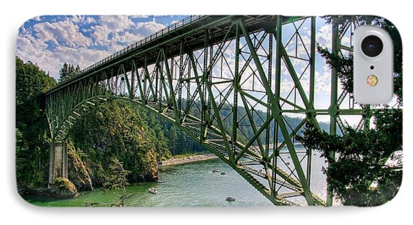 Deception Pass IPhone Case