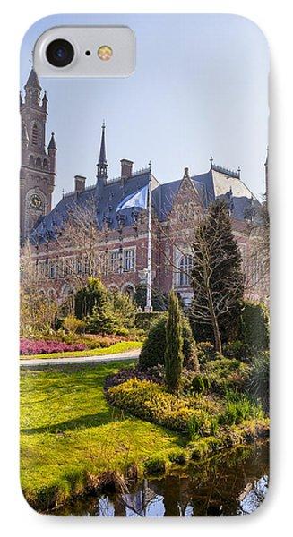 Den Haag Phone Case by Joana Kruse