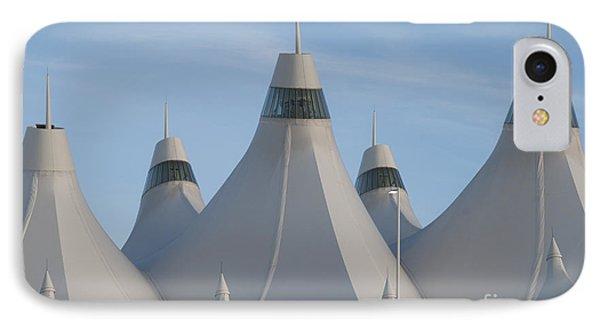 Denver International Airport IPhone Case by Juli Scalzi