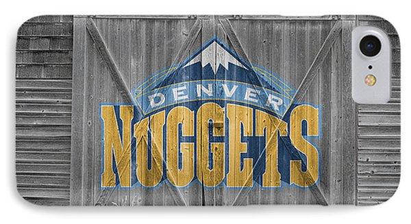 Denver Nuggets Phone Case by Joe Hamilton