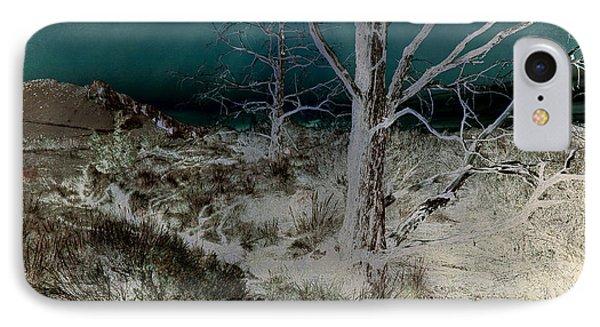 Desolation Phone Case by Bonnie Bruno