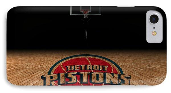 Detroit Pistons IPhone Case